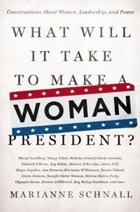 what will it take to make a woman president